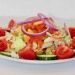 1/2 Size House Salad